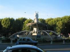 Aix-en-Provence: Cours Mirabeau