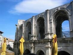 Arles: Römische Arena