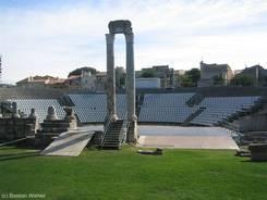 Arles: Römisches Theater