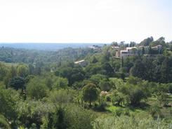 Ausblick von Uzès
