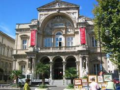 Avignon: Theater
