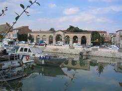 Beaucaire: Yachthafen