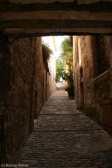 Bonnieux: Weg hinauf zur Vieille Église