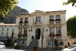 Castellane: Rathaus (Hôtel de ville)