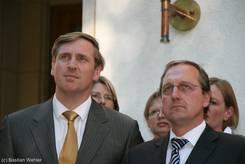 Christian von Boetticher und Jost de Jager