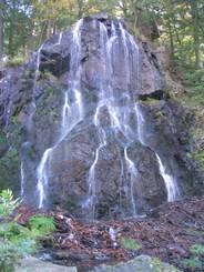 Der Radau-Wasserfall