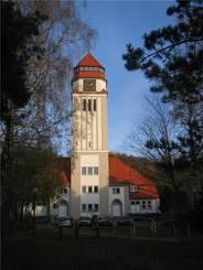 Der Uni-Turm