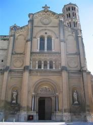 Die Kirche Saint-Théodorit in Uzès