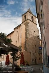 Die Kirche von Riez