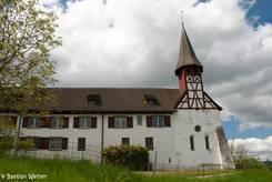 Die Probstei im benachbarten Wagenhausen
