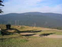 Ein Skilift