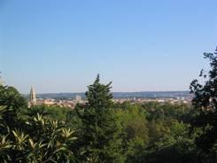Ein weiterer Blick über Nîmes
