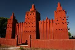 Fréjus: Sudanesische Moschee (La mosquée Missiri)