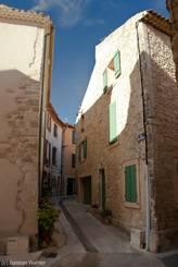 Gasse im Zentrum von La Tour d'Aigues