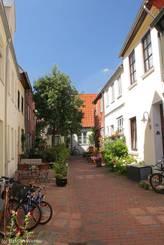Grützmacher Hof in der Lübecker Altstadt