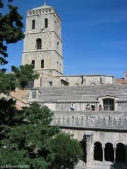 Kloster Saint Trophime in Arles