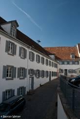 Kloster St. Wolfgang, heute ist hier das städtische Museum von Engen untergebracht