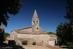 Klosterkirche der Abbaye du Thoronet