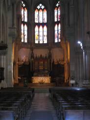 L'église Sainte-Perpétue et Sainte-Félicité de Nîmes: Der Innenraum