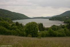 Lac de Laffrey in der Nähe von Grenoble