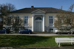 Lindesche Villa - Ansicht von vorne