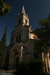 Luberon: Église Basse - die untere Kirche in Bonnieux