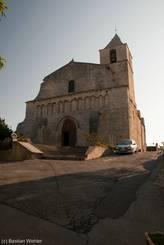Luberon/Saignon: Kirche Notre-Dame de Pitié