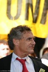 Lübecks Bürgermeister Bernd Saxe (SPD)