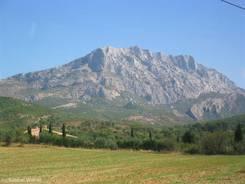 Montagne Sainte-Victoire: Croix de Provence