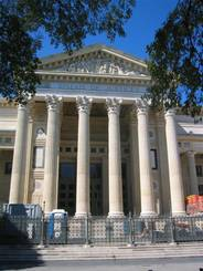 Nîmes: Palais de Justice