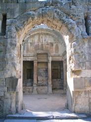 Nîmes: Temple de Diane