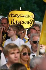 Plakat 'Harry Carsten Petersen?'