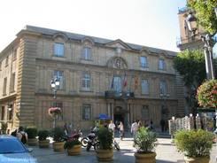 Rathaus von Aix-en-Provence (Hôtel de ville)
