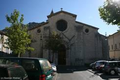Sisteron: Kathedrale Notre-Dame-des-Pommiers