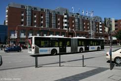Sonderfahrt des Stadtverkehrs Lübeck zur Demo nach Kiel