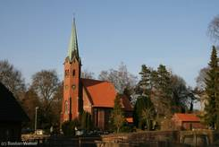 St. Clemens - St. Katharinen - Kirche in Seedorf