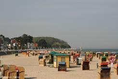Strand von Travemünde (26.04.2009)