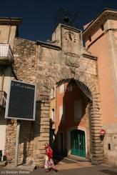Tor zur Altstadt von Apt