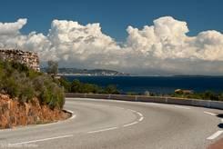 Traumstraße an der Côte d'Azur: Die Corniche d'Or