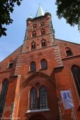 Turm der Lübecker St. Petri Kirche