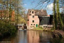 Wassermühle am Stadtpark