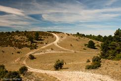 Wege über die westlichen Nachbargipfel des Mourre Nègre